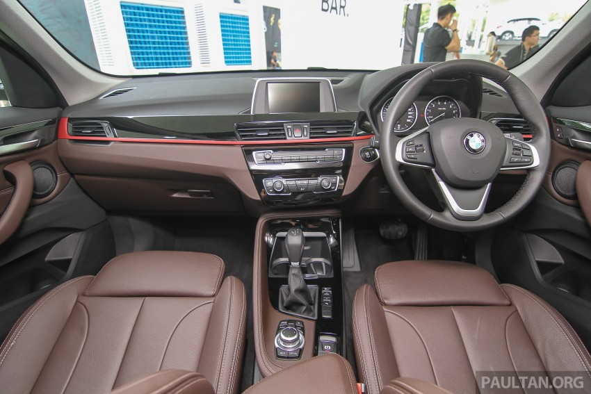 F48 BMW X1 sDrive20i launched in M'sia – RM280k Image #390336