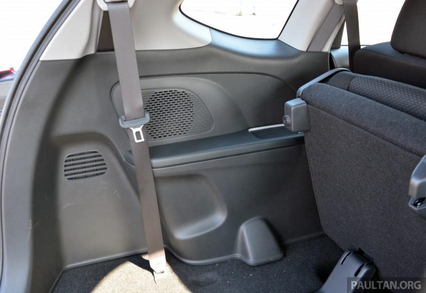 Honda BR-V – first drive impressions, interior details Image #397971