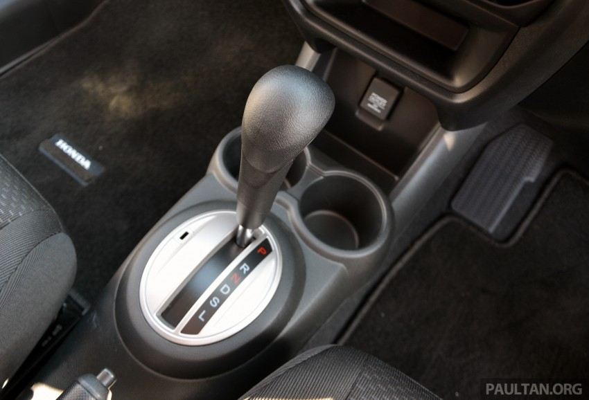 Honda BR-V – first drive impressions, interior details Image #397954