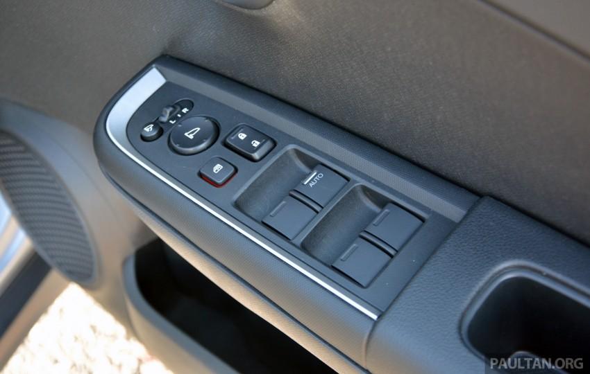Honda BR-V – first drive impressions, interior details Image #397961