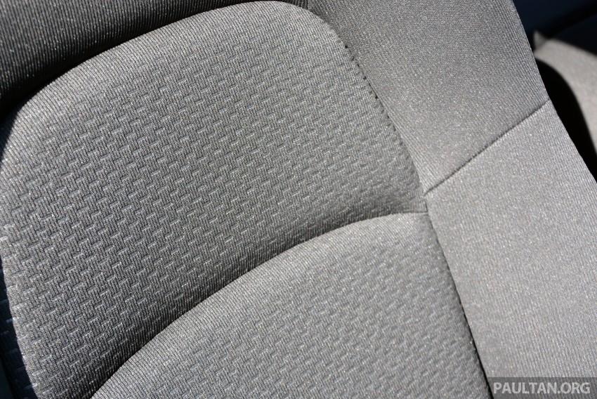 Honda BR-V – first drive impressions, interior details Image #397962
