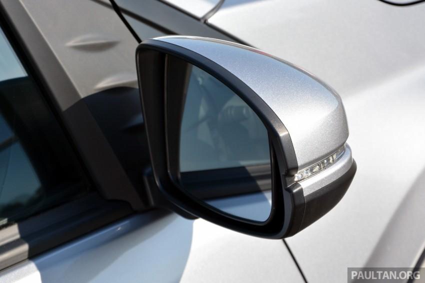 Honda BR-V – first drive impressions, interior details Image #397990