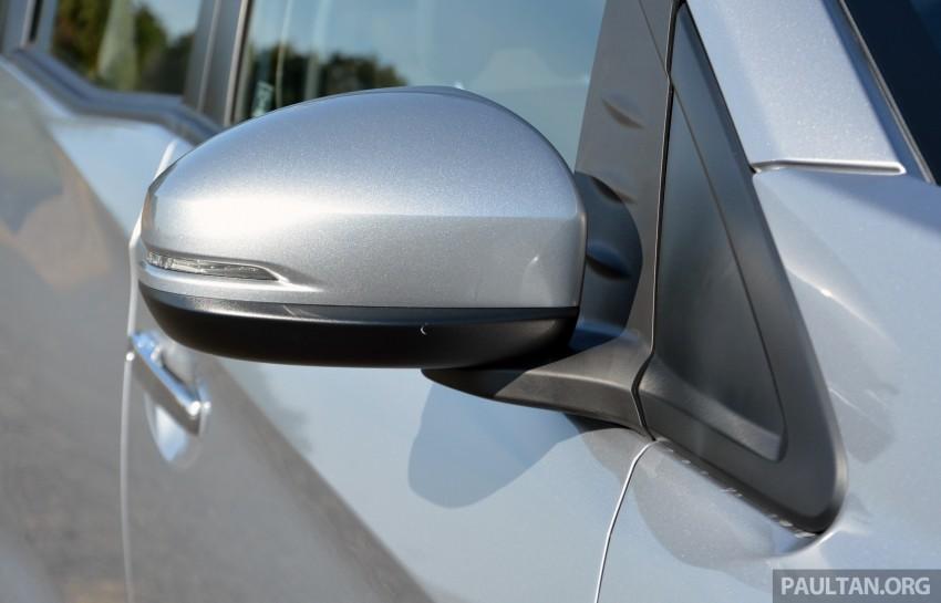Honda BR-V – first drive impressions, interior details Image #397995