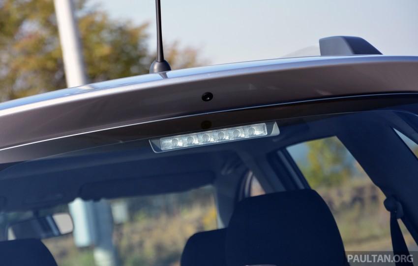 Honda BR-V – first drive impressions, interior details Image #398001