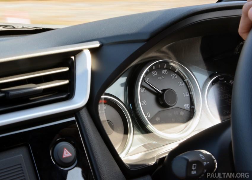 Honda BR-V – first drive impressions, interior details Image #397987
