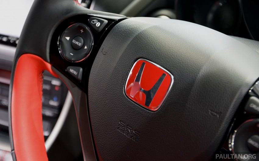 GALLERY: Honda Civic Type R at Honda HQ, Minato Image #400350