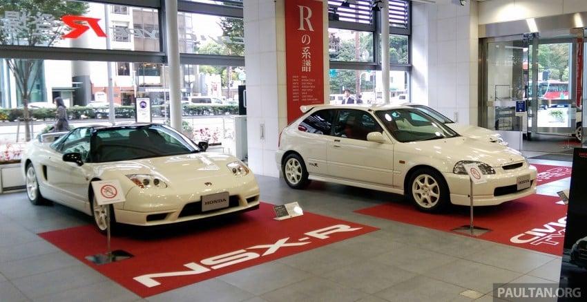 GALLERY: Honda Civic Type R at Honda HQ, Minato Image #400354