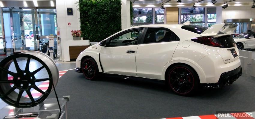 GALLERY: Honda Civic Type R at Honda HQ, Minato Image #400358