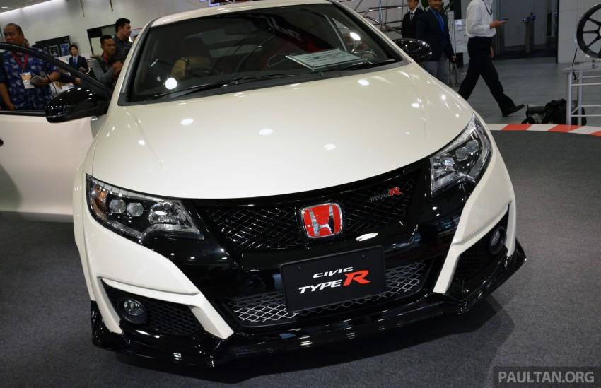 GALLERY: Honda Civic Type R at Honda HQ, Minato Image #400336