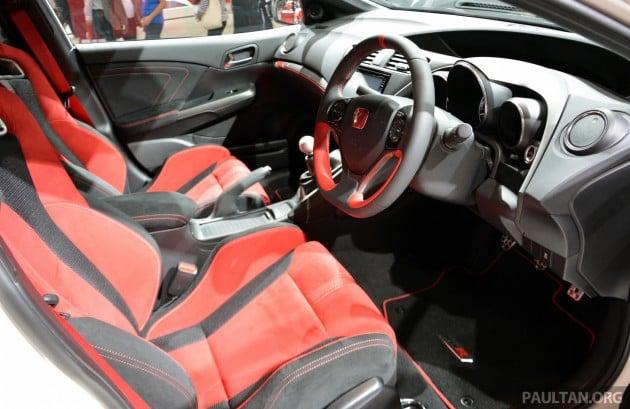 Honda Civic Type R TMS-12