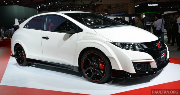 Honda Civic Type R TMS-2