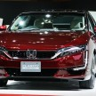 Honda Clarity fuel cell TMS-11