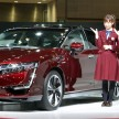Honda Clarity fuel cell TMS-13