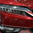 Honda Clarity fuel cell TMS-14