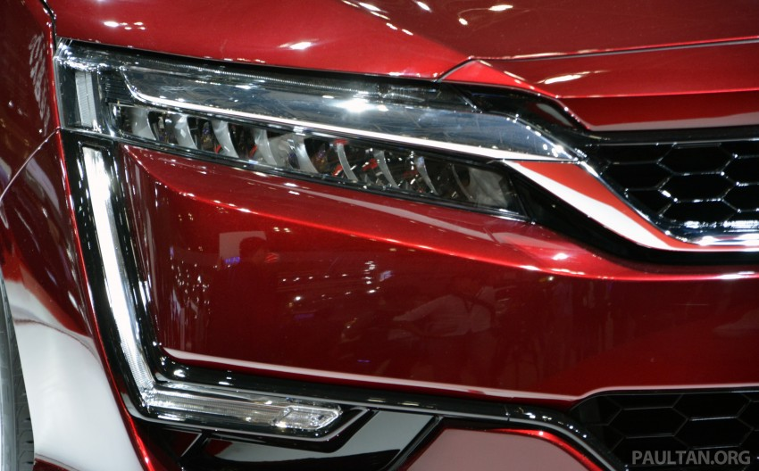 Tokyo 2015: Honda Clarity Fuel Cell makes its debut Image #398750