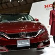 Honda Clarity fuel cell TMS-15