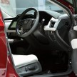 Honda Clarity fuel cell TMS-2