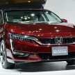 Honda Clarity fuel cell TMS-6