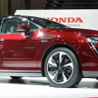 Honda Clarity fuel cell TMS-7