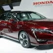 Honda Clarity fuel cell TMS-9
