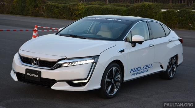Honda FCV production 2015-53