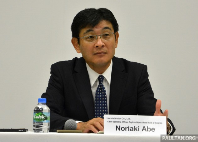 Honda Noriake Abe-1