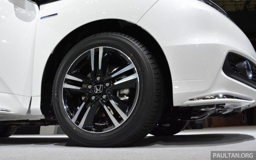 Tokyo 2015: Honda Odyssey Hybrid makes its debut Image #399451
