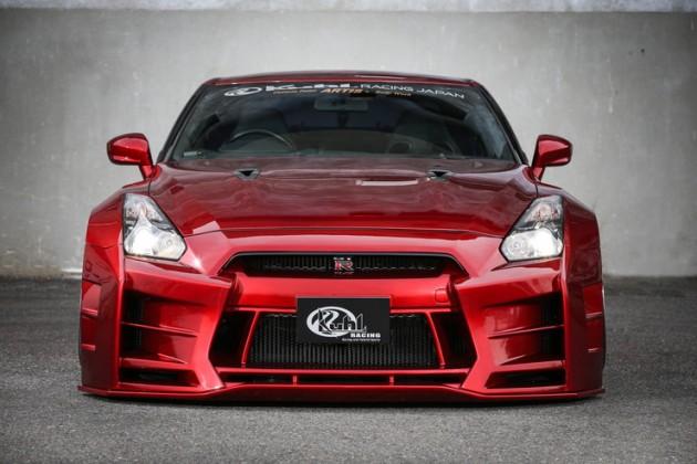Kuhl Racing GT-R SEMA-10