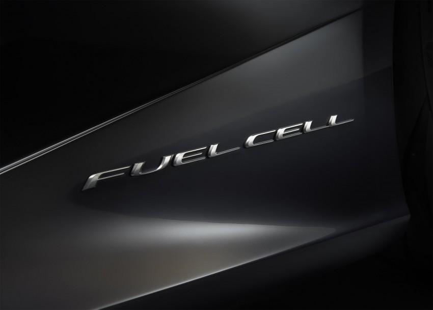 Tokyo 2015: Lexus LF-FC concept previews next LS Image #398878