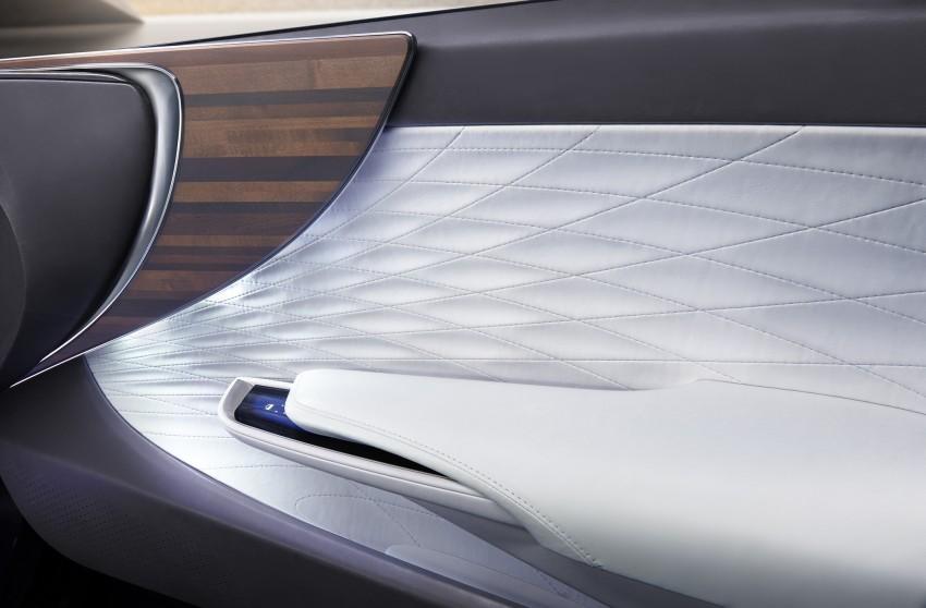 Tokyo 2015: Lexus LF-FC concept previews next LS Image #398879