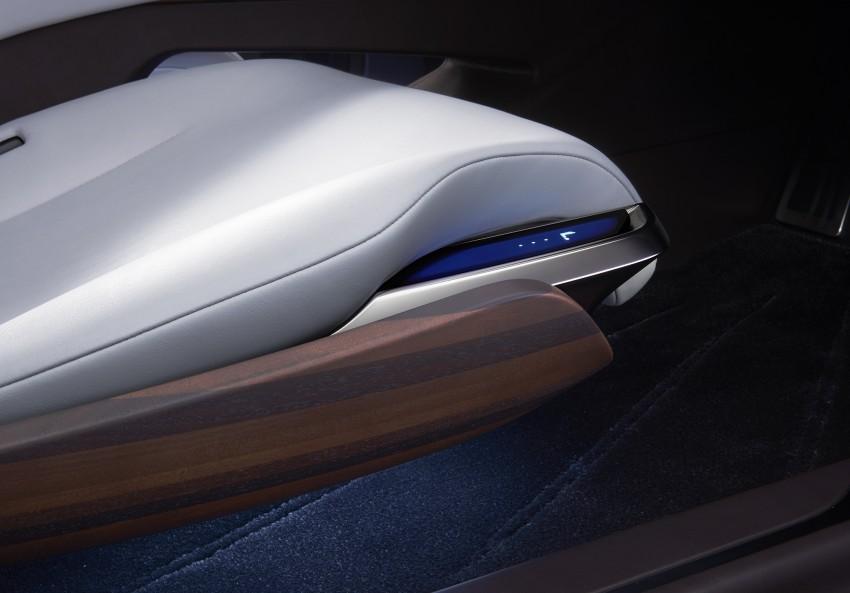 Tokyo 2015: Lexus LF-FC concept previews next LS Image #398881