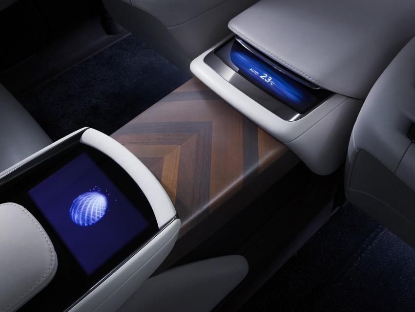 Tokyo 2015: Lexus LF-FC concept previews next LS Image #398882