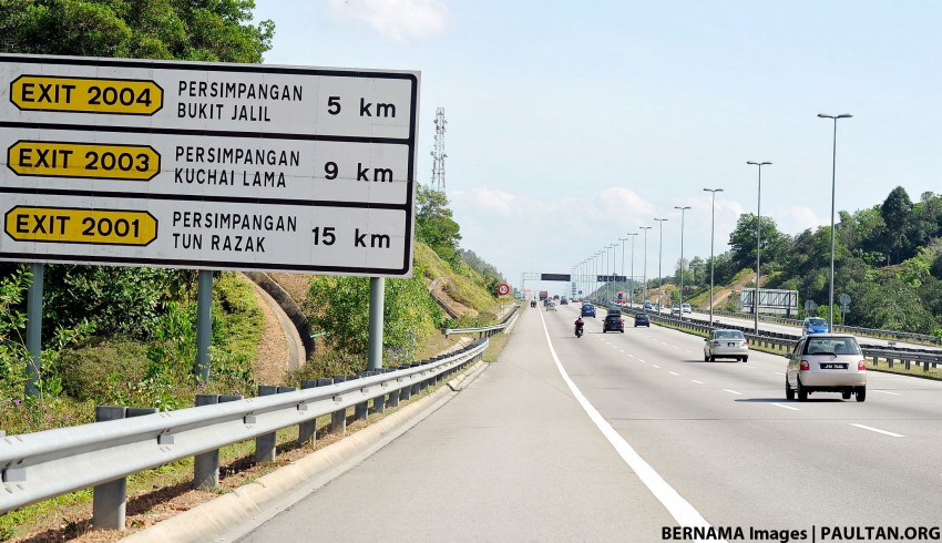 Maju Expressway (MEX) toll rates to go up on Oct 15 Image #390912