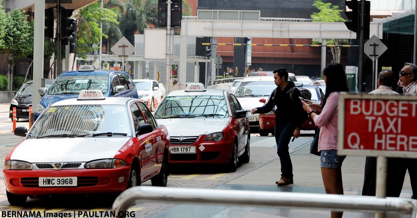 """Taxi drivers urged to """"improve their services"""" instead of organising protests against Uber, GrabCar – SPAD Image #390783"""