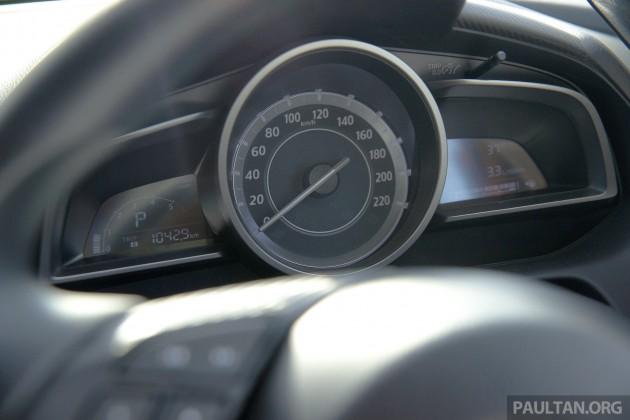 Mazda 2 SkyActiv-D Clean Diesel Challenge 14