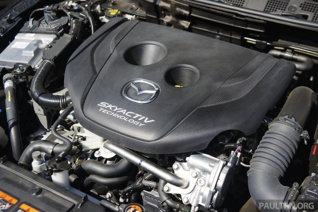 Mazda Diesel Vehicles Ing To Malaysia In 2016 Details