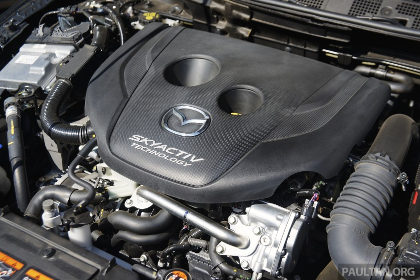 DRIVEN: Mazda 2 1.5L SkyActiv-D diesel put to the test – 1,041 km from Bangkok to border on a single tank Image #386599