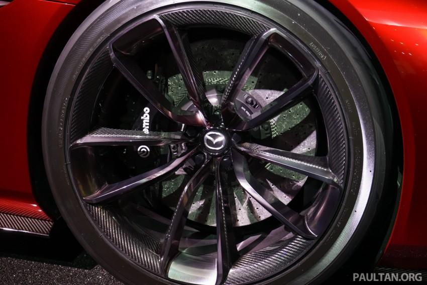 Tokyo 2015: Mazda RX-Vision – new rotary concept! Image #398987
