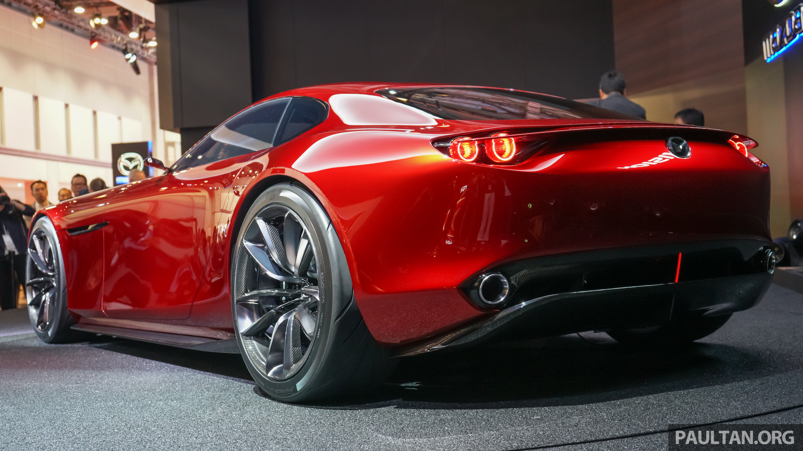 2015 Bmw >> Tokyo 2015: Mazda RX-Vision – new rotary concept! Image 398990