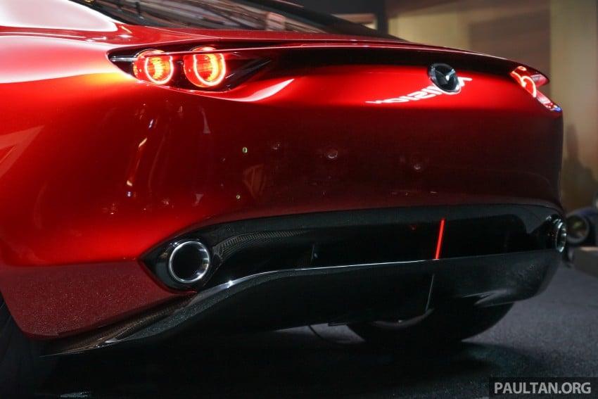 Tokyo 2015: Mazda RX-Vision – new rotary concept! Image #398991