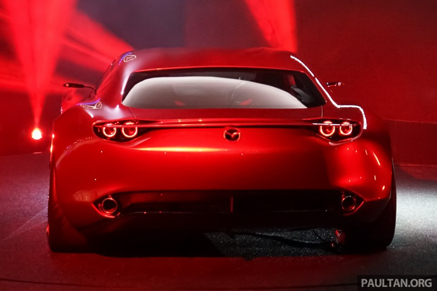 Tokyo 2015: Mazda RX-Vision – new rotary concept! Image #398115