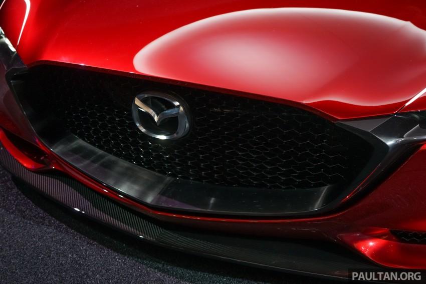 Tokyo 2015: Mazda RX-Vision – new rotary concept! Image #398996