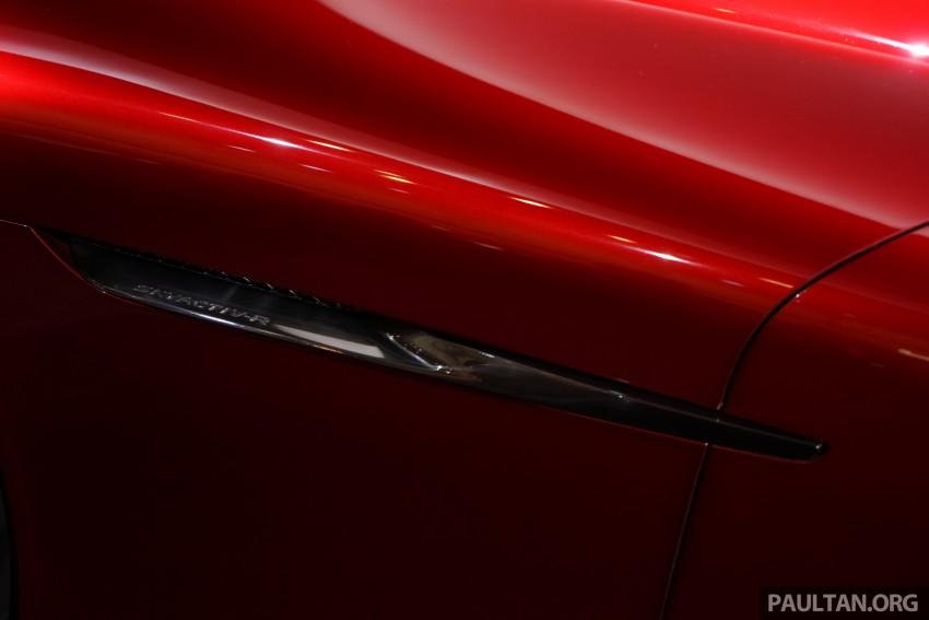 Tokyo 2015: Mazda RX-Vision – new rotary concept! Image #399063