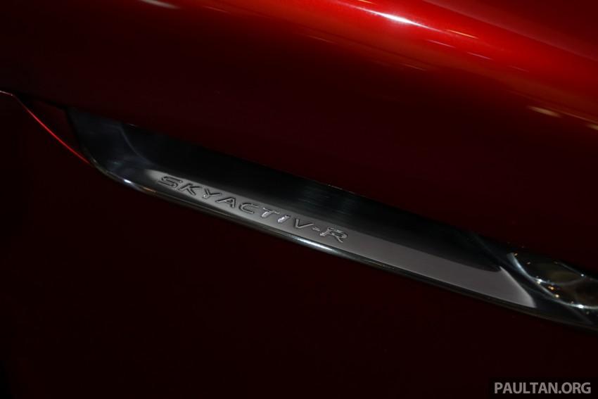Tokyo 2015: Mazda RX-Vision – new rotary concept! Image #399065