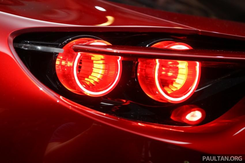 Tokyo 2015: Mazda RX-Vision – new rotary concept! Image #399068
