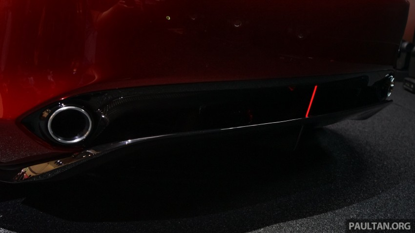 Tokyo 2015: Mazda RX-Vision – new rotary concept! Image #399071