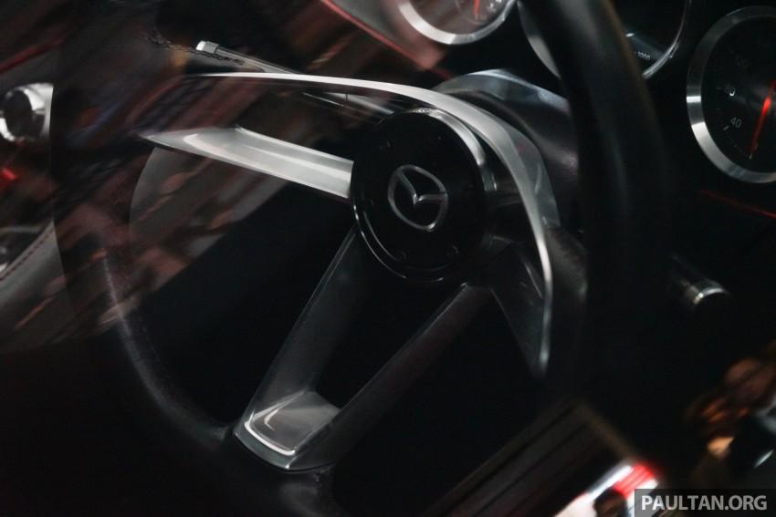 Tokyo 2015: Mazda RX-Vision – new rotary concept! Image #399074