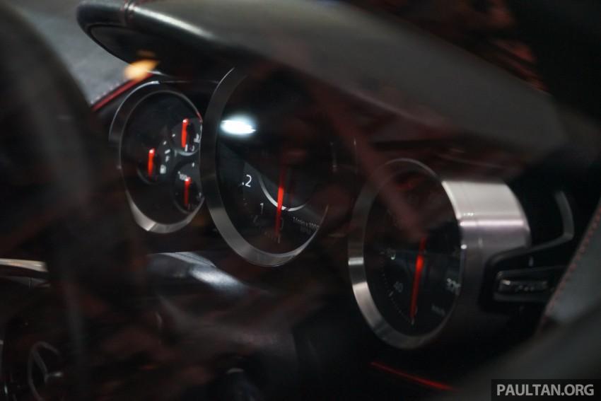 Tokyo 2015: Mazda RX-Vision – new rotary concept! Image #399075