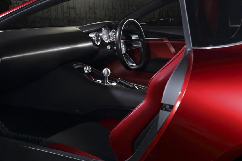 Tokyo 2015: Mazda RX-Vision – new rotary concept! Image #398038
