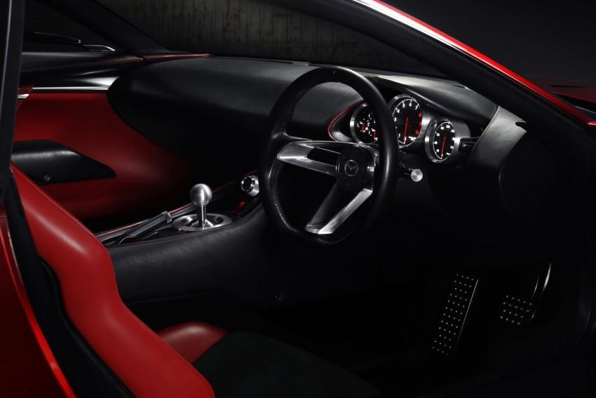Tokyo 2015: Mazda RX-Vision – new rotary concept! Image #398041